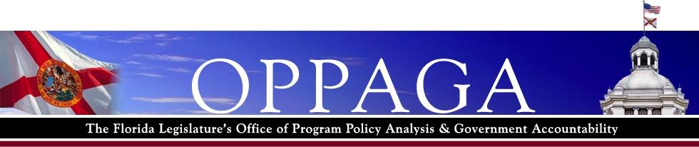 Pinnacle Client - OPPAGA