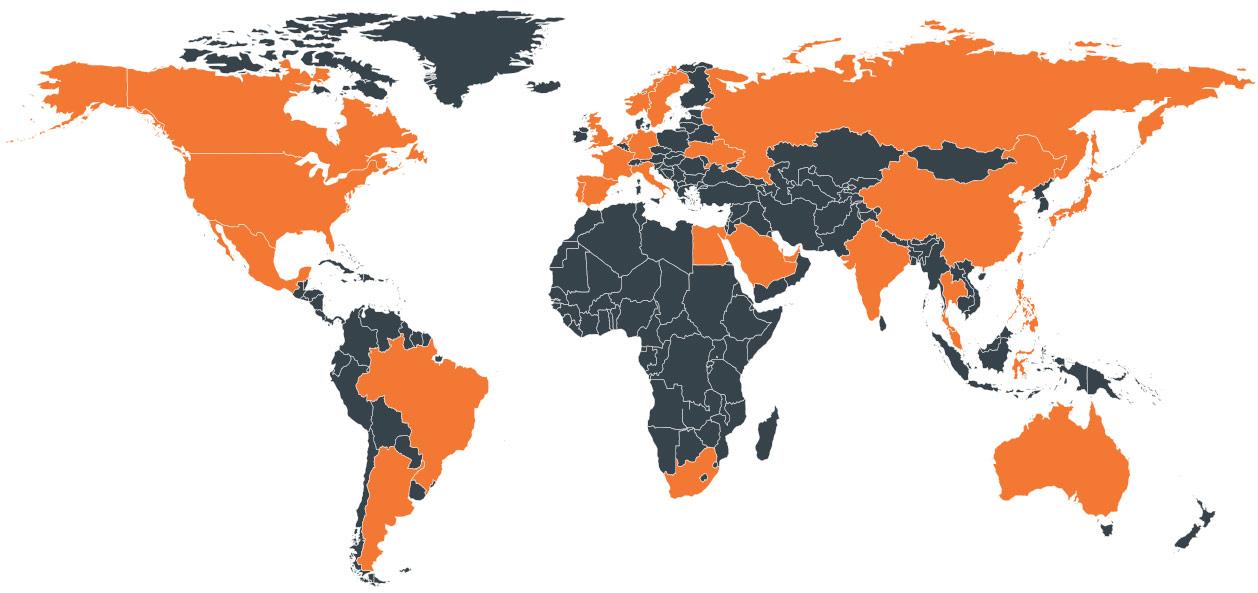 Vast Global Experiance